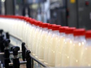 Росссельхознадзор может запретить ввоз молока из Белоруссии в РФ.