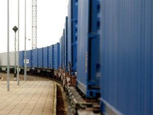 Железнодорожный проект поезда «Викинг»