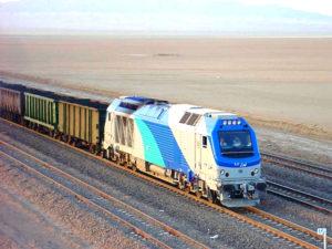 В Китае модернизируют железные дороги