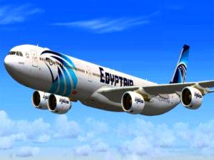 Авиасообщения между Египтом и Россией возобновляются