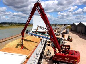 С июля 2016 Россия начала экспортировать фуражную пшеницу.