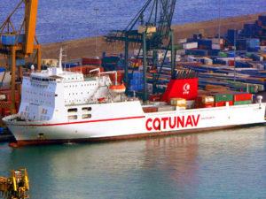 Прямое контейнерное сообщение появилось между Новороссийском и Тунисом