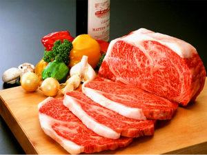 Россия начала поставки мясной продукции в Японию